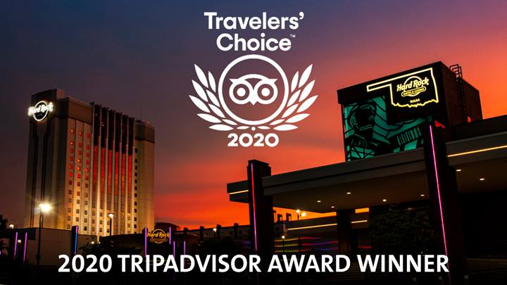 Trip Advisor 2020 Award Winner