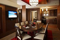Cherokee Suite Dining Room