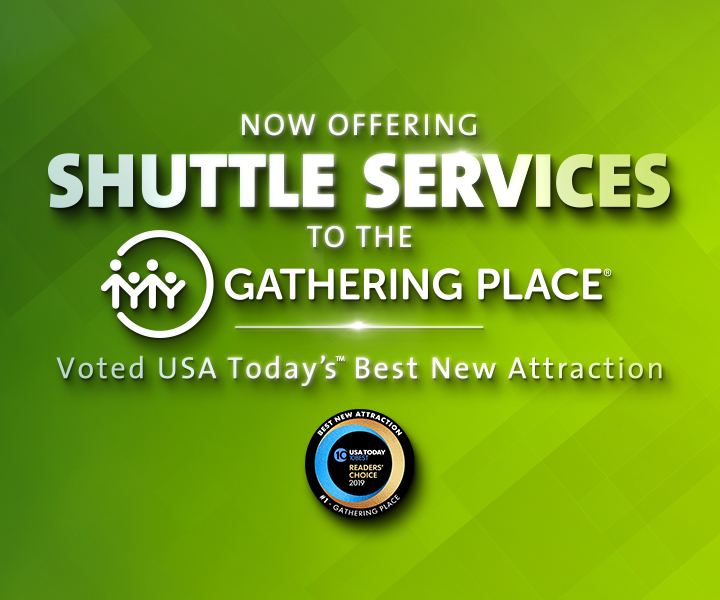 Gathering Place Shuttle