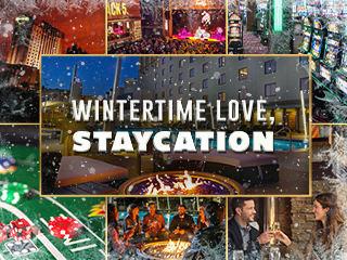 Wintertime Love, Staycation